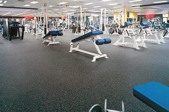Piso Para Gimnasio Instalacion Total Fitness 【2019】