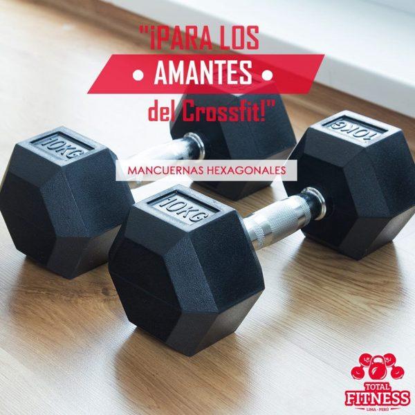mancuernas para ejercicios en casa y gimnasio