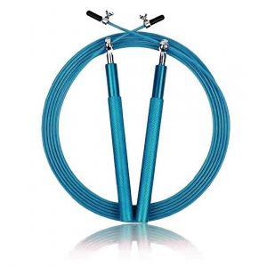 Cuerda de saltar con rodamientos cuerda de salto para Crossfit hombres mujeres equipos de entrenamiento
