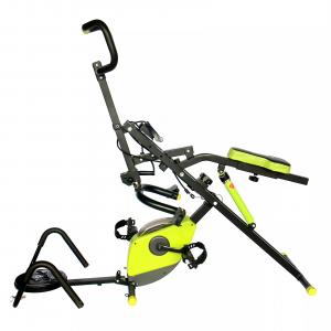 TOTAL CRUNCH PERU maquina de ejercicios 2020