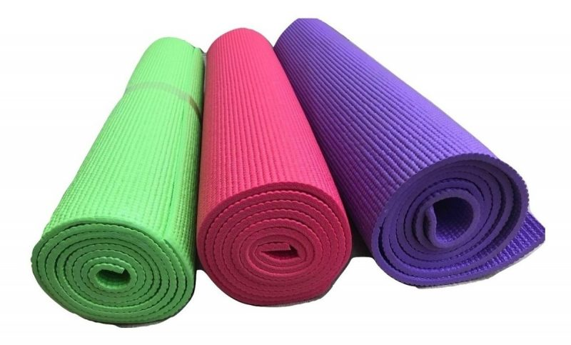 mat de yoga total fitness
