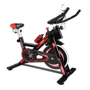 bicicleta spinning roja 8kg (2)