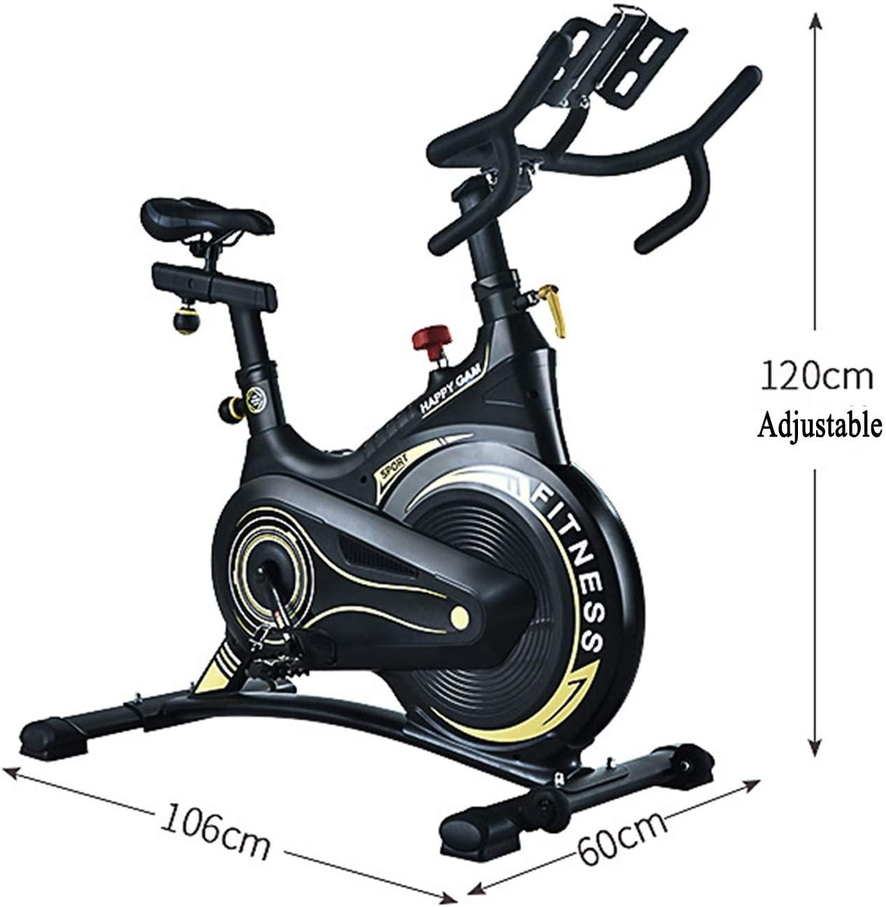 medidas bicicleta spinning foto