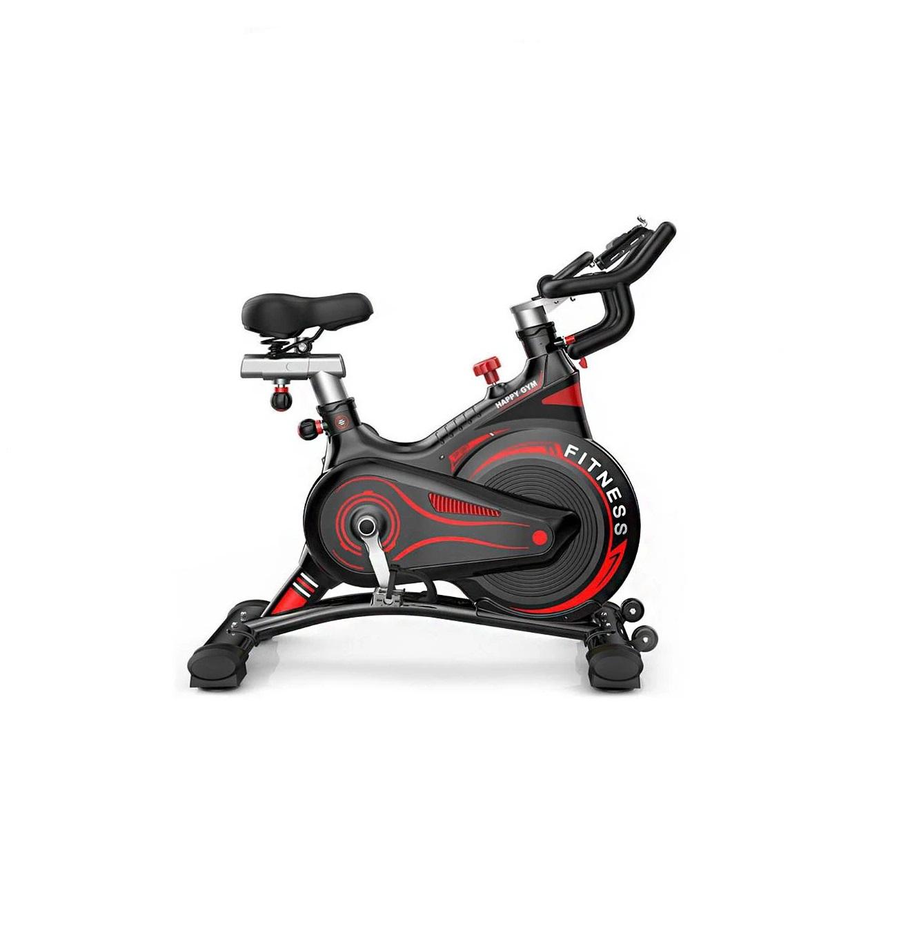 bicicleta spinning power red 2